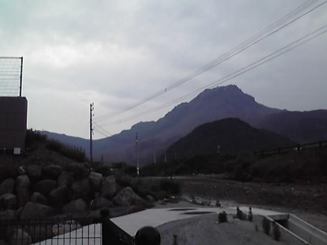 普賢岳写真2